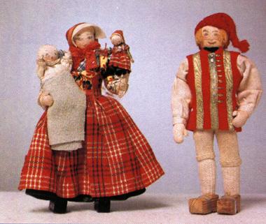 Подарок Йенса Отто Крага, Дания