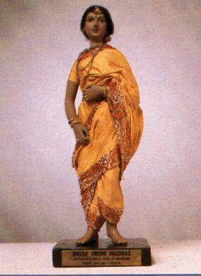 Подарок Индиры Ганди, Индия