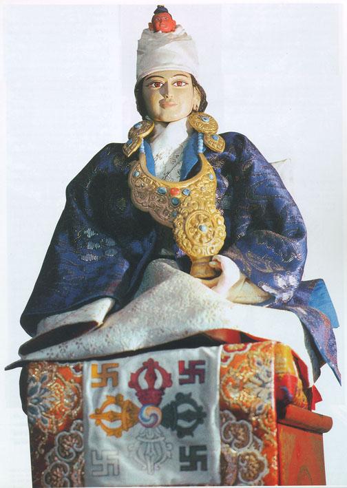 Подарок Далай-Ламы