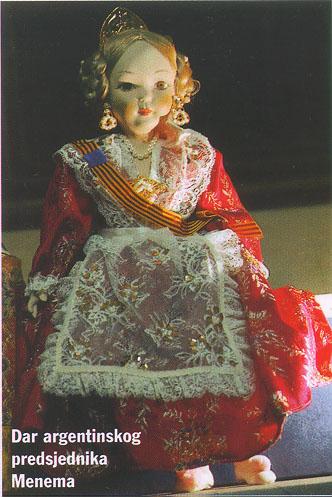 Подарок испанской королевы Софии
