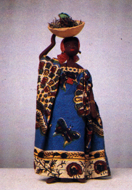 Gift from Leopold Senghor, Senegal