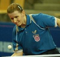 Tamara Boros, winning Top 12 in Copenhagen