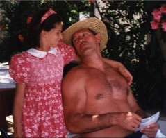 Barnko CIkatic with his doughter