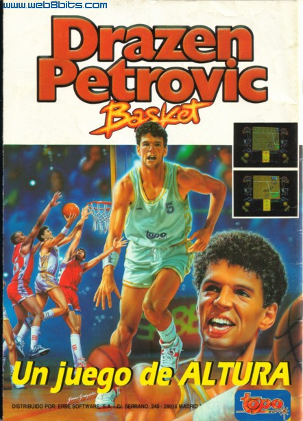 Drazen Petrovic in Spain