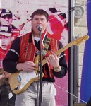 Ivica Kostelic, skier and guitarist