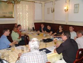 Foto 3. Detalj sa sjednice uzgojne komisije LIF-a 2007. u Ergeli