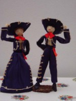 Mexico, gift from president Vicente FOX QUESADA - 2005