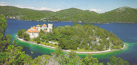 Benedictine monastery of St. Mary, Mljet