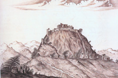 ruins of Modrus, 1660