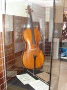 Cello of Rudolf Matz, Zagreb