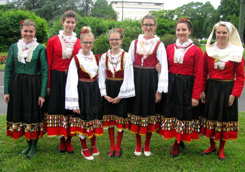 Croatian pop and folk