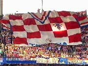 Croatian fans in France, Coup du Monde, 1998