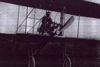 Penkala's plane, Zagreb, 1910