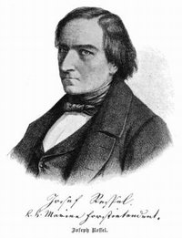 Josip Ressel, inventor of ship screw (propeller)