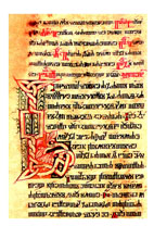 Glagolitic breviary, Borgiano Illirico 6, 14th century