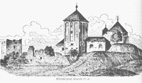 Sokolac in 17th century, Brinje