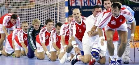 920be4f87fb At the 2009 World Handball Championship organized in Zagreb Croatia won  silver medal
