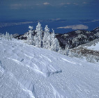 Velebit mountain, view to islands of Losinj, Rab, Goli (photo by Nino Marcutti, Zagreb)
