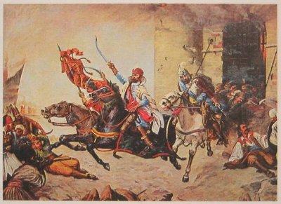 Nikola Subic Zrinski, 1566 (photo from http://www.ne.jp/asahi/wglee-obmem/2002/sound/uboj.html)